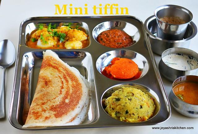 Mini-tiffin