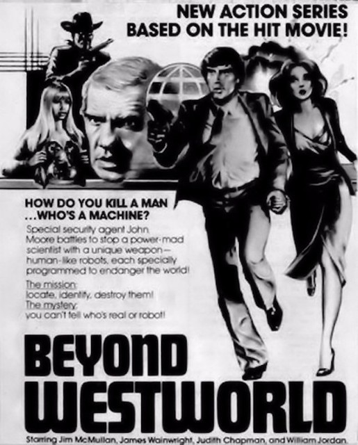 Beyond Westworld - Poster 1