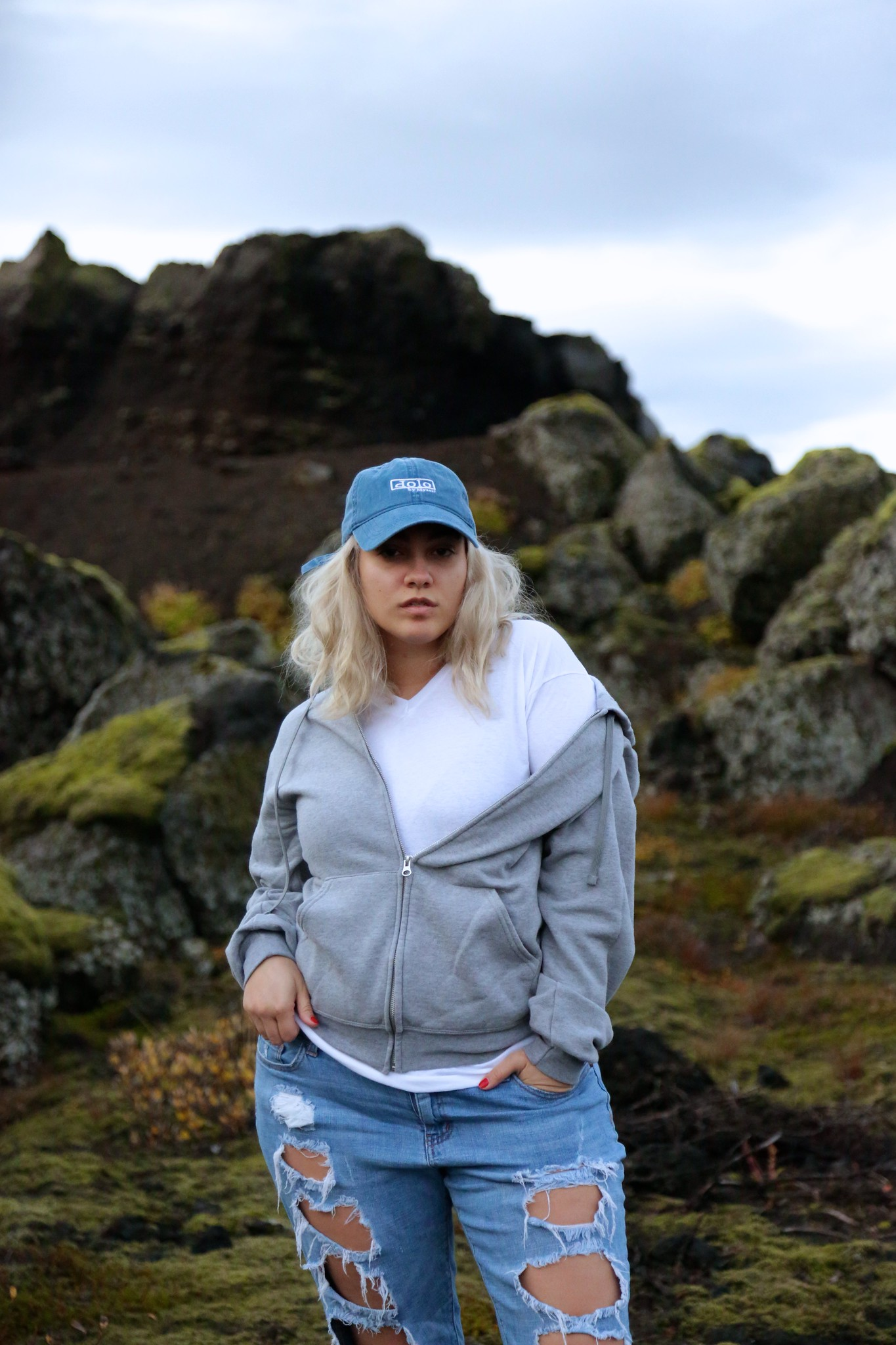 nadia iceland trip