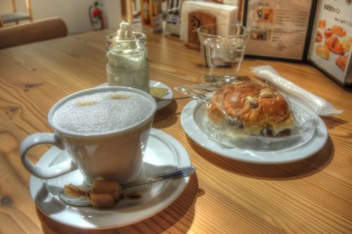 'bi-yell cafe' at Biei on JAN 07, 2016 (3)