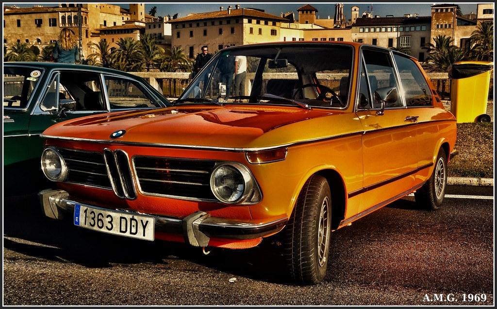 B.M.W. 2002 Tii Touring (1966 - 1977) | BMW Serie 02 Para … | Flickr