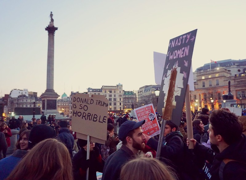 I Joined London's #WomensMarch with a Hundred Thousand Others. What's Next?