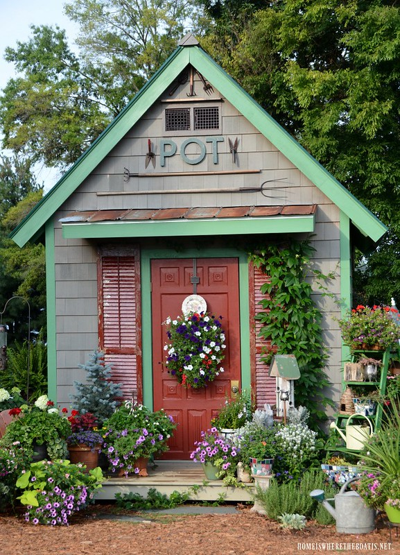 Potting Shed-Housepitality Designs