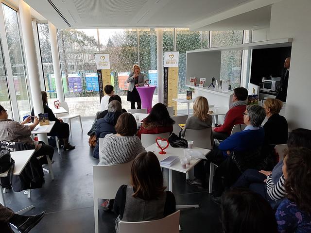 10/02/2017 - Lectures en langues européennes au Lieu d'Europe