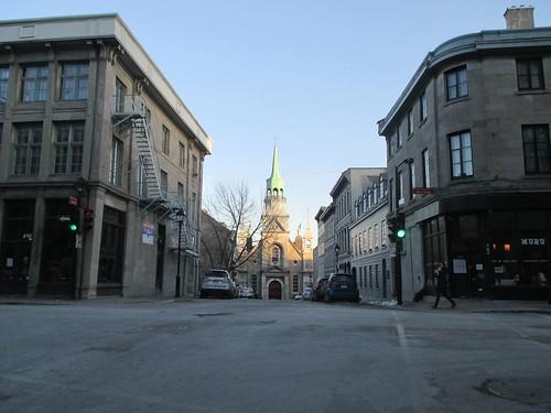 Towards Notre-Dame-de-Bon-Secours, Montréal (1)