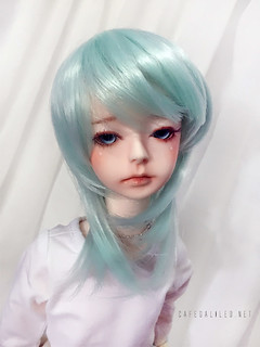 Moo Myung: The 1st Faceup | by CafeGalileo