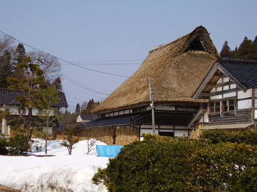Thatched-Roof | by Adam Kahtava