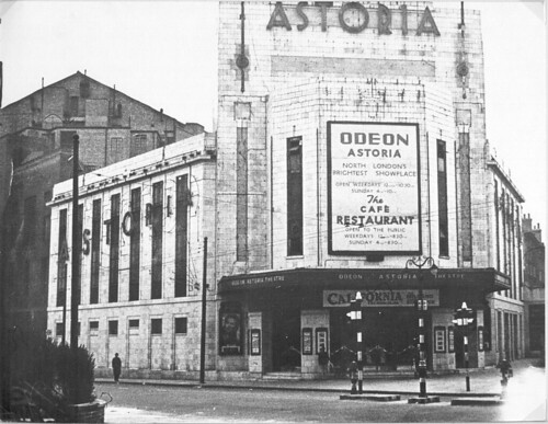 Odeon Astoria Finsbury Park 1947 | by kencta