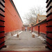 Passage [Forbidden City / Beijing]
