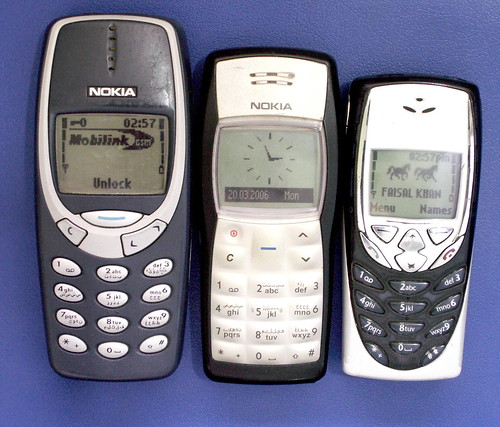 The Ol' Nokia Family