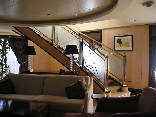 Britannia suite interior queen mary 2 cathie o 39 dea flickr for Queen mary 2 interieur