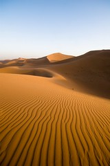 Ripples in time [the Sahara] | by nunavut