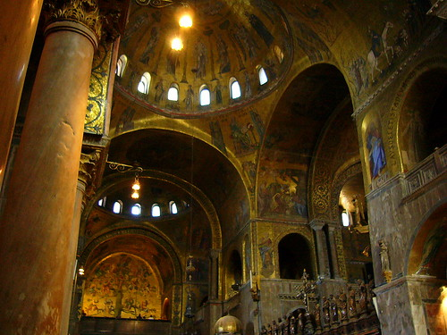 Venice: inside the Basilica di San Marco | by Thomas G. from U.