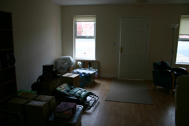 Messy Living Room Messy Living Room Still Burning Flickr