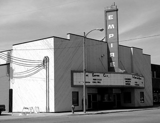 Empire Theater, Bay City, MI | by I am Jacques Strappe