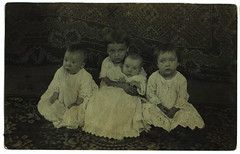 Waters/Smith Children | by Valerie's Genealogy Photos