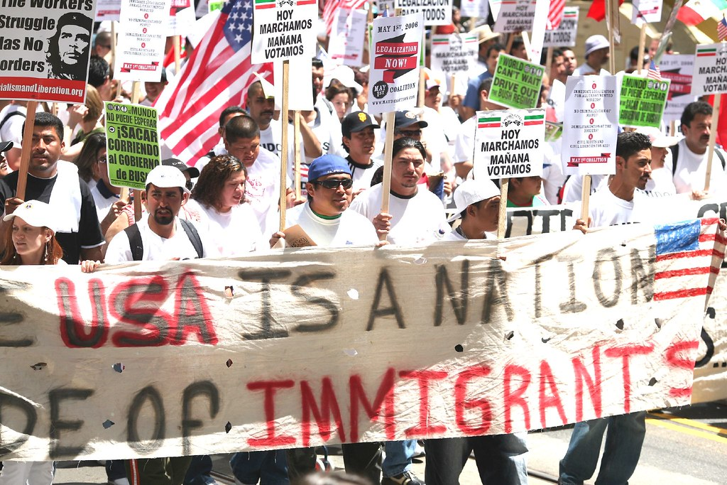 an analysis of the nation of immigrants pro immigration As the nation's immigrant community grapples with president donald   immigrants in the united states, are in january, meaning a decision will be  for  pro-immigration policies, found that deporting all the immigrants from el.