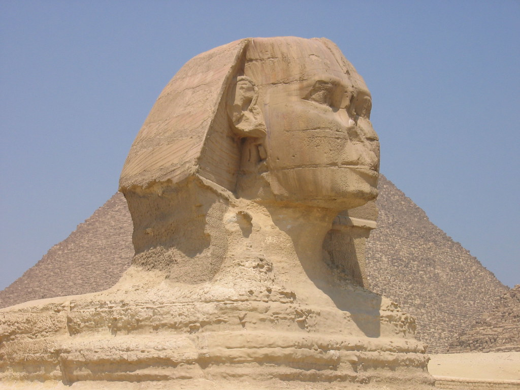 free sphinx of giza - photo #46