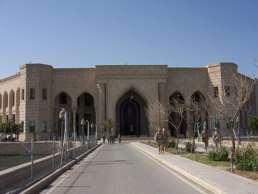 palace faw al victory iran