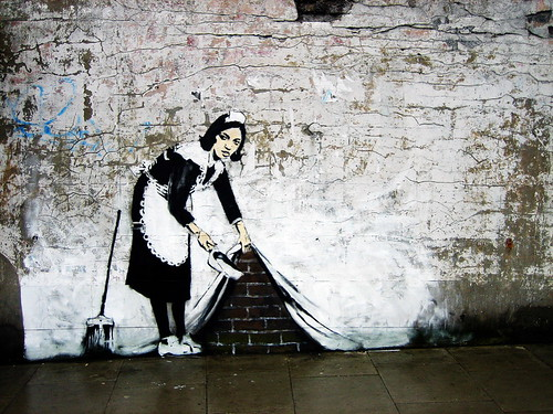 Banksy | by Simon Crubellier