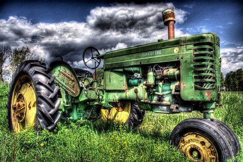 John Deere | by Lawrence Whittemore