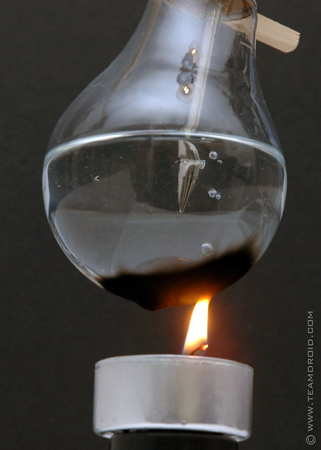 Boiling Water Diy Hollow Out A Light Bulb John