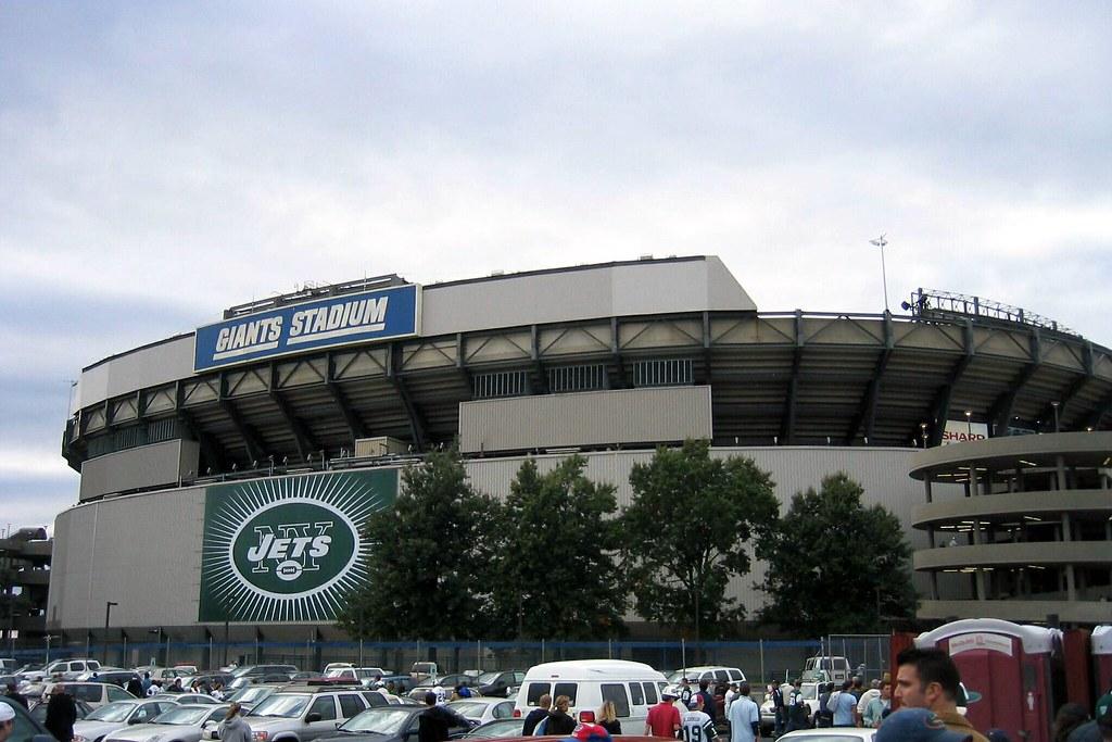 East Rutherford Nj >> NJ - East Rutherford: Giants Stadium | Giants Stadium, also … | Flickr