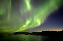 Northern Lights, Greenland | by nick_russill