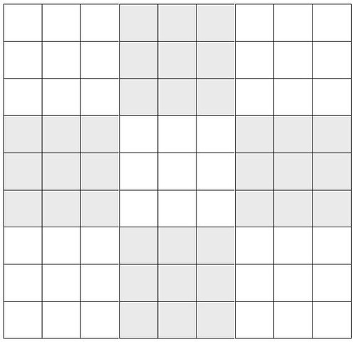 Sudoku Template I Made It And Use It As A Doc Use The Flickr