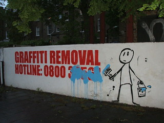 Graffiti Removal Hotline... | by inkognitoh
