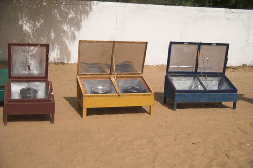 Solar cooker in Ndiaganiao, Senegal | by Milamber's portfolio