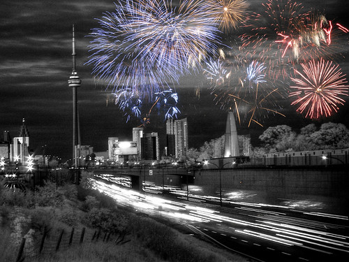 HDR IR Victoria Day, Toronto | by Lone Primate