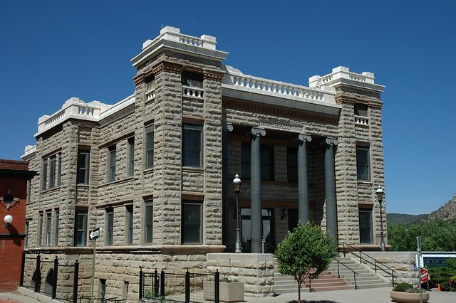 Historic Architecture City Hall Trinidad Colorado Flickr