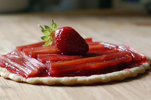 Rhubarb and Strawberry Compote | by geraldsanjose