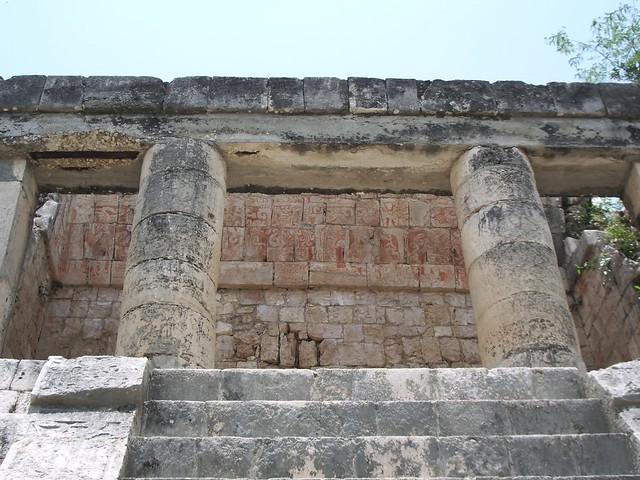 Detalle de un Templo