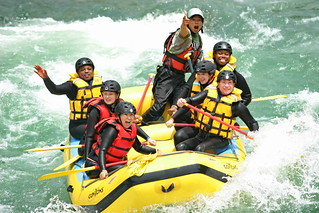 Whitewater rafting | by Blue Lotus