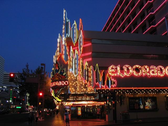 Eldorado Hotel Casino Reno Nevada Eldorado Resort