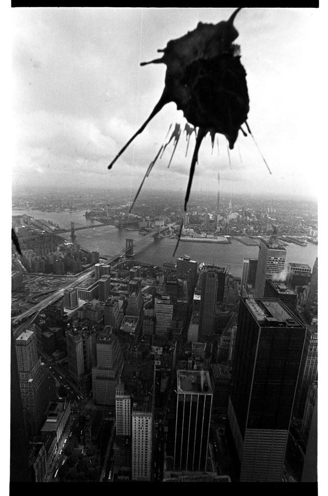 World Trade Center under construction, 74? | by Marcelo  Montecino