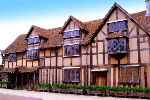 Shakespeare's Birthplace | by floato