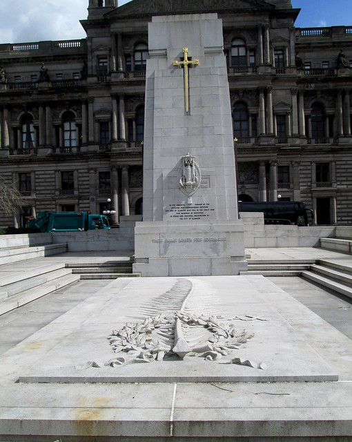 Glasgow War Memorial, George Square
