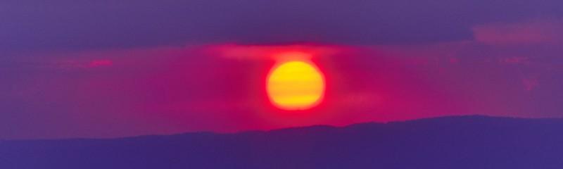 Sunset - Jura
