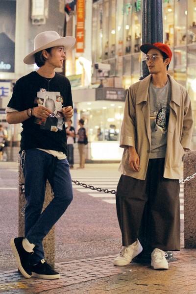 六月日本街拍 18