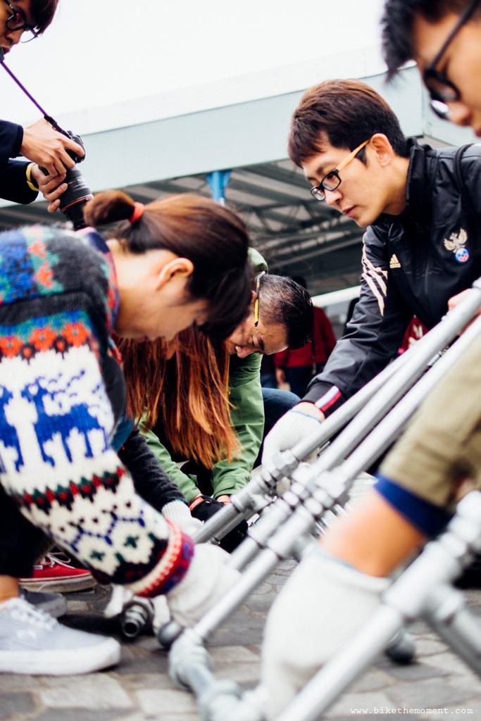 無標題  《假如讓我泊下去2 九龍中西篇》﹣香港市區單車位的幻想影集 18505869489 94d5cd5878 o