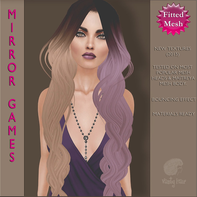 VanityHair@Mirror Games