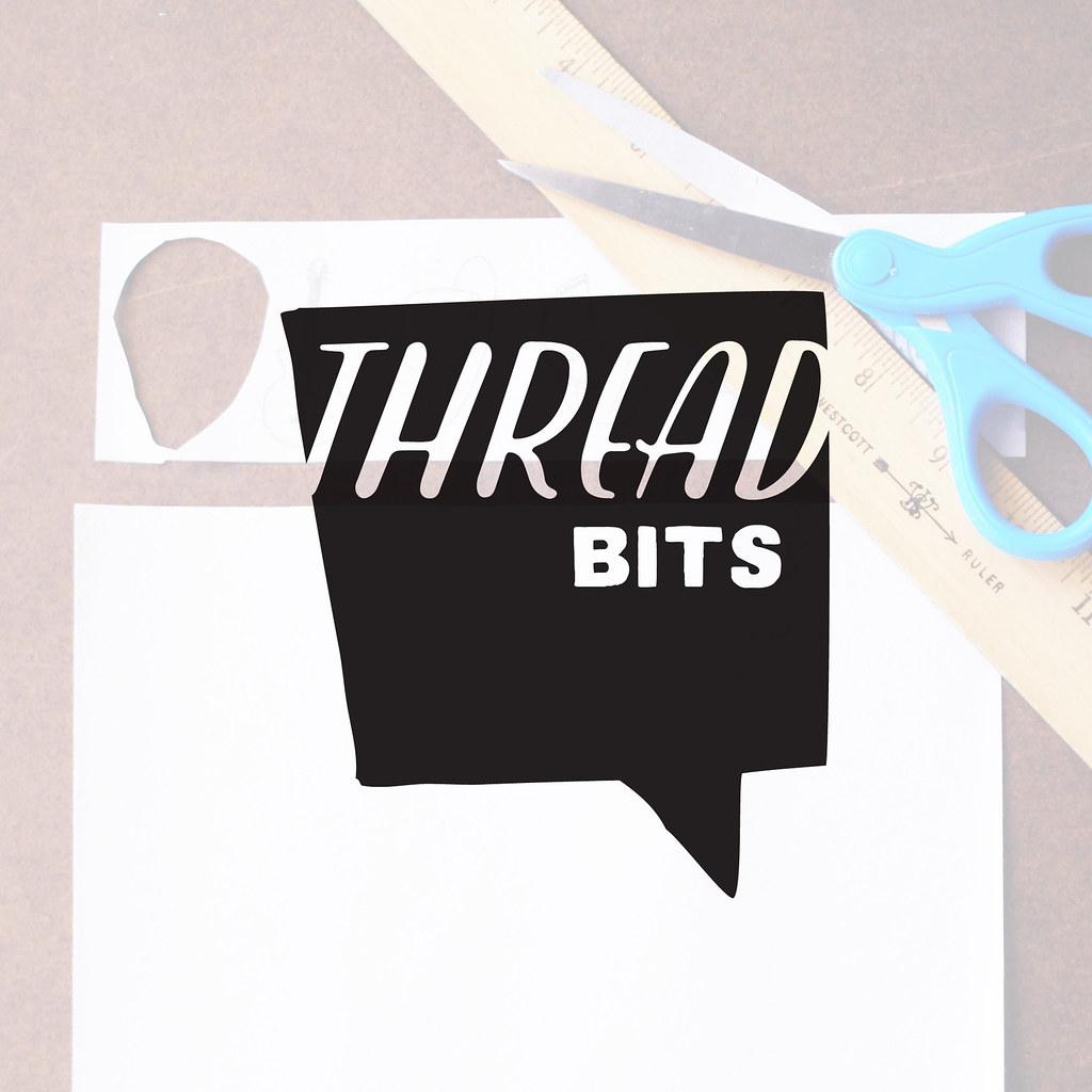 Thread Bits // Saving Sulky
