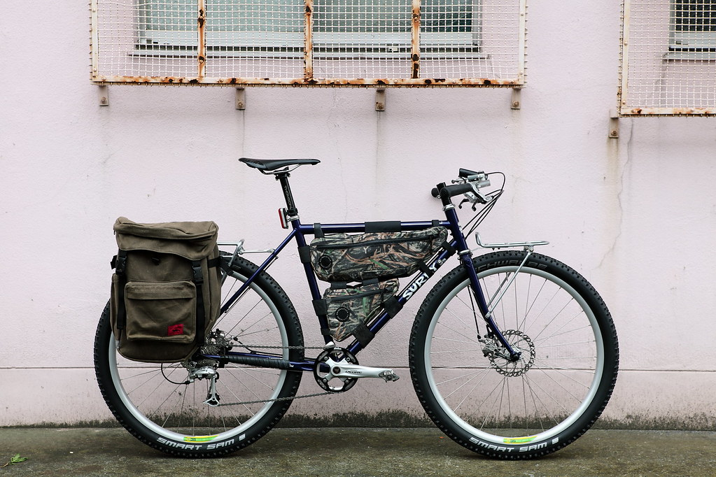 SURLY* disc trucker for #swiftcampout | *SURLY* disk trucke… | Flickr