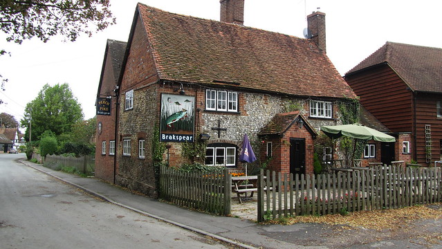 The Perch & Pike Pub at South Stoke