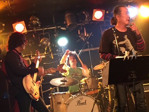 John Entwistle tribute concert at ShowBoat, Tokyo, 29 Jun 2015. 3227