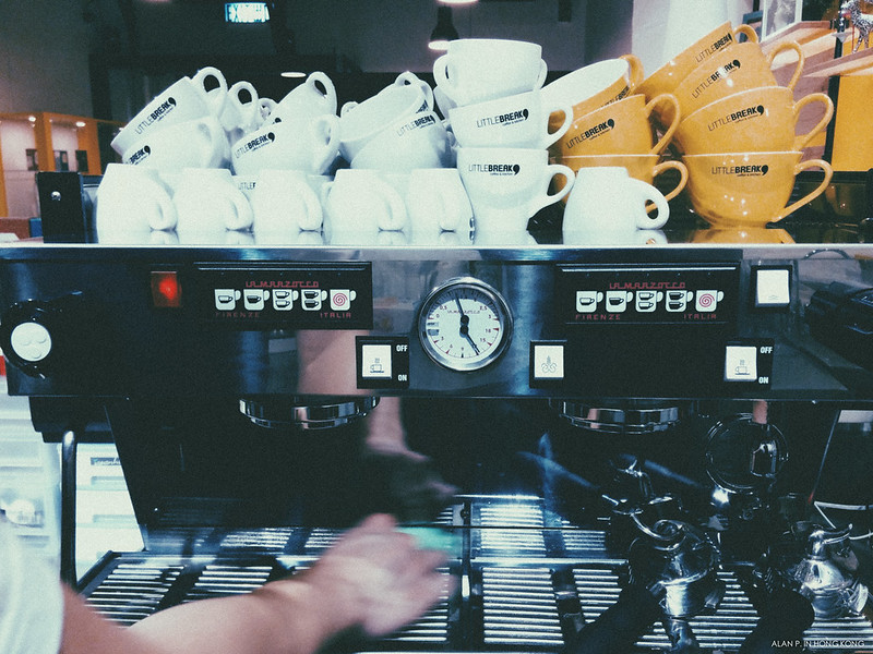 The Espresso Motor