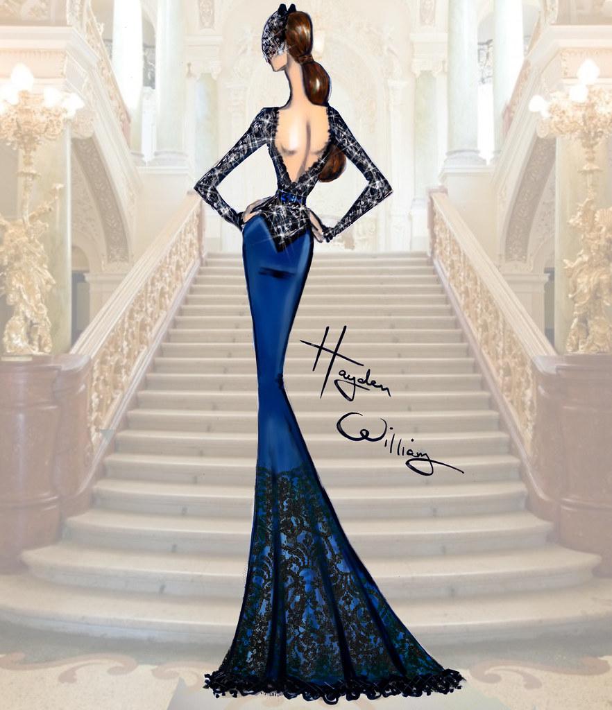 hayden williams haute couture fw15  look 3